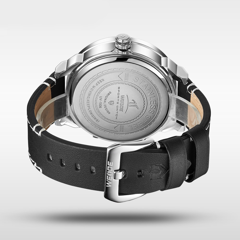 Mens Watch Technique Silver