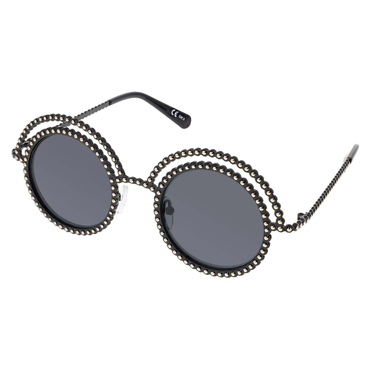 Sluneční brýle Guild černé
