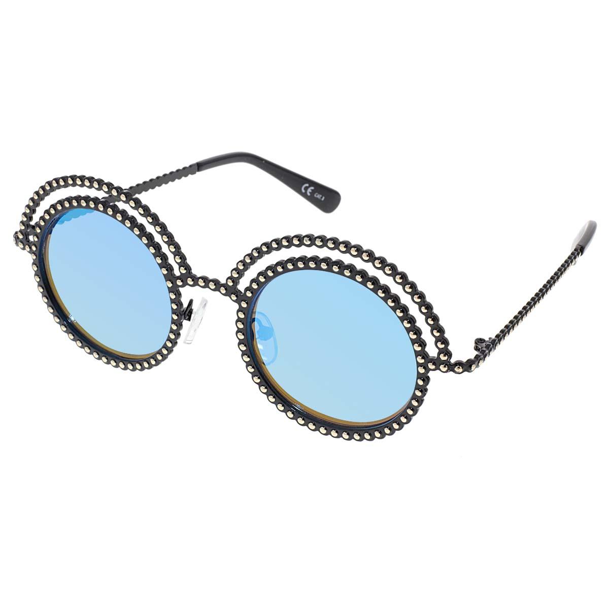 Sluneční brýle Guild modré