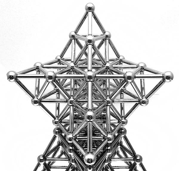 Magnetická stavebnice Neocomb