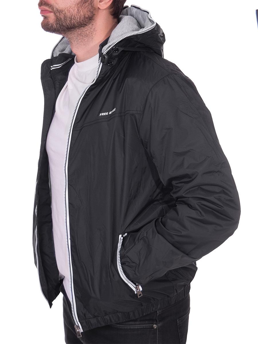 Mens Jacket Edoardo Black