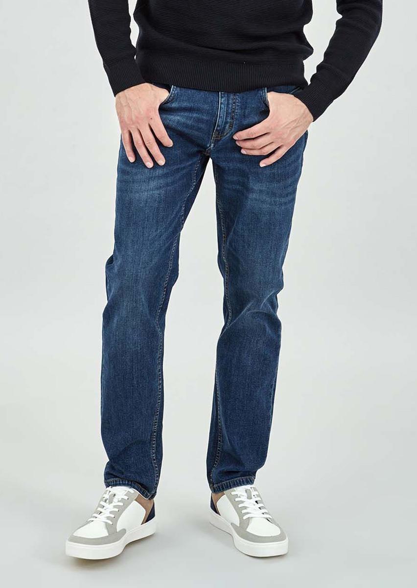 Kalhoty 25776 Denim