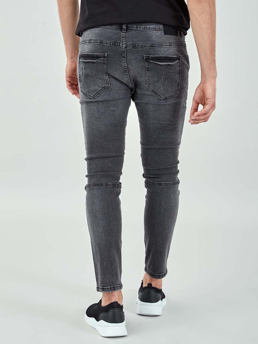 Kalhoty 26347 Black