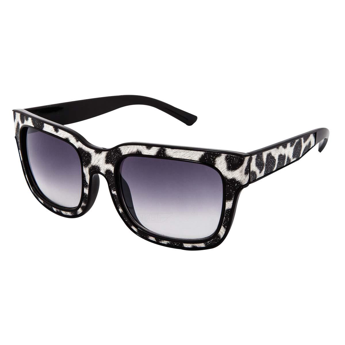 Sluneční brýle Gepard černé
