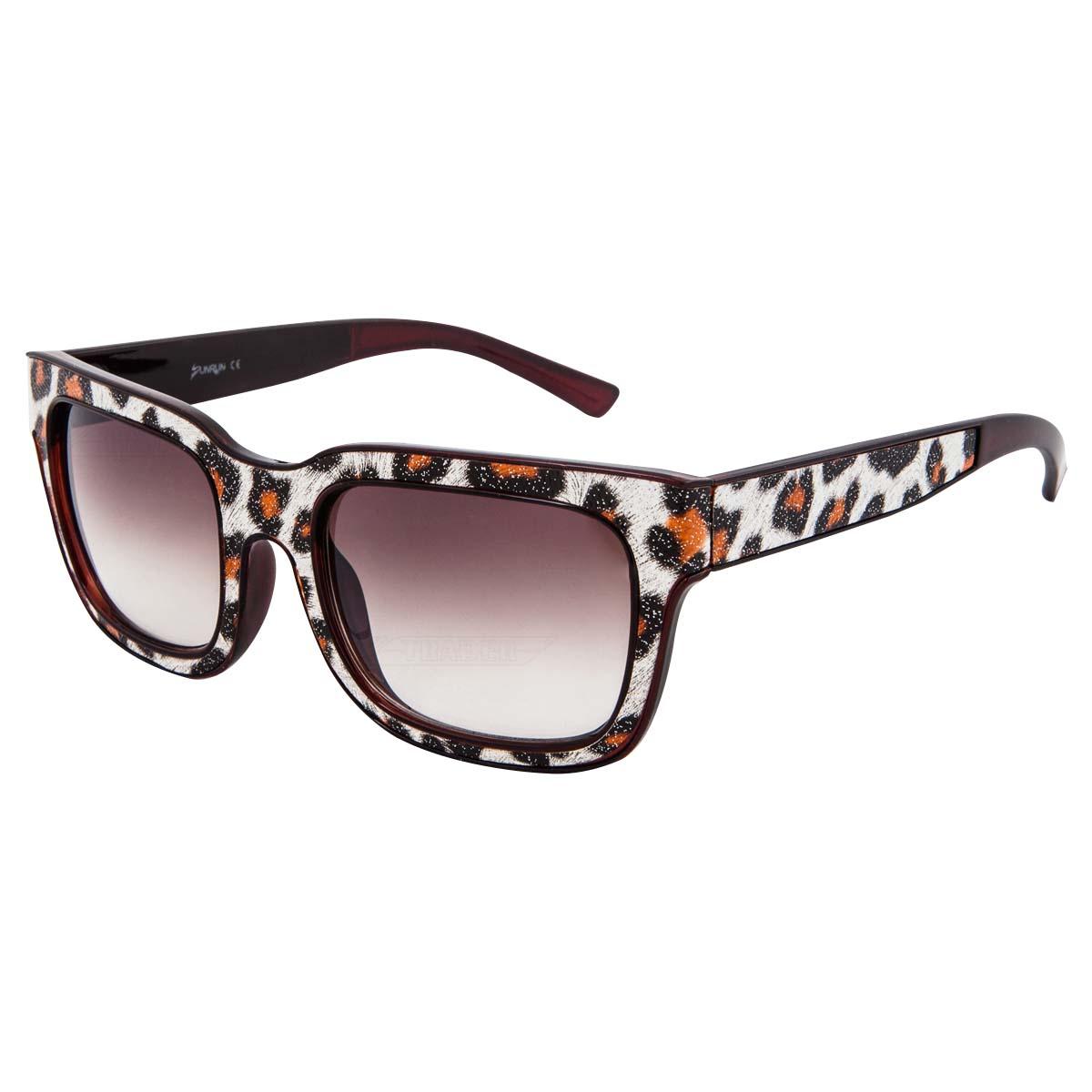 Sluneční brýle Gepard hnědé