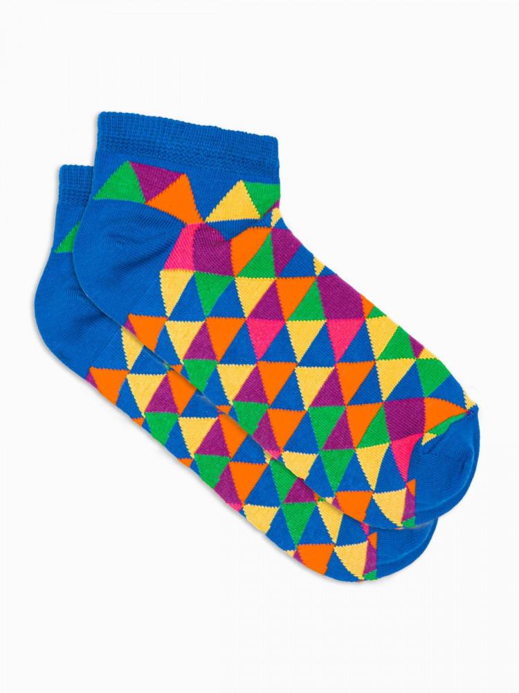 Ombre Clothing Pánské ponožky Alfried navy