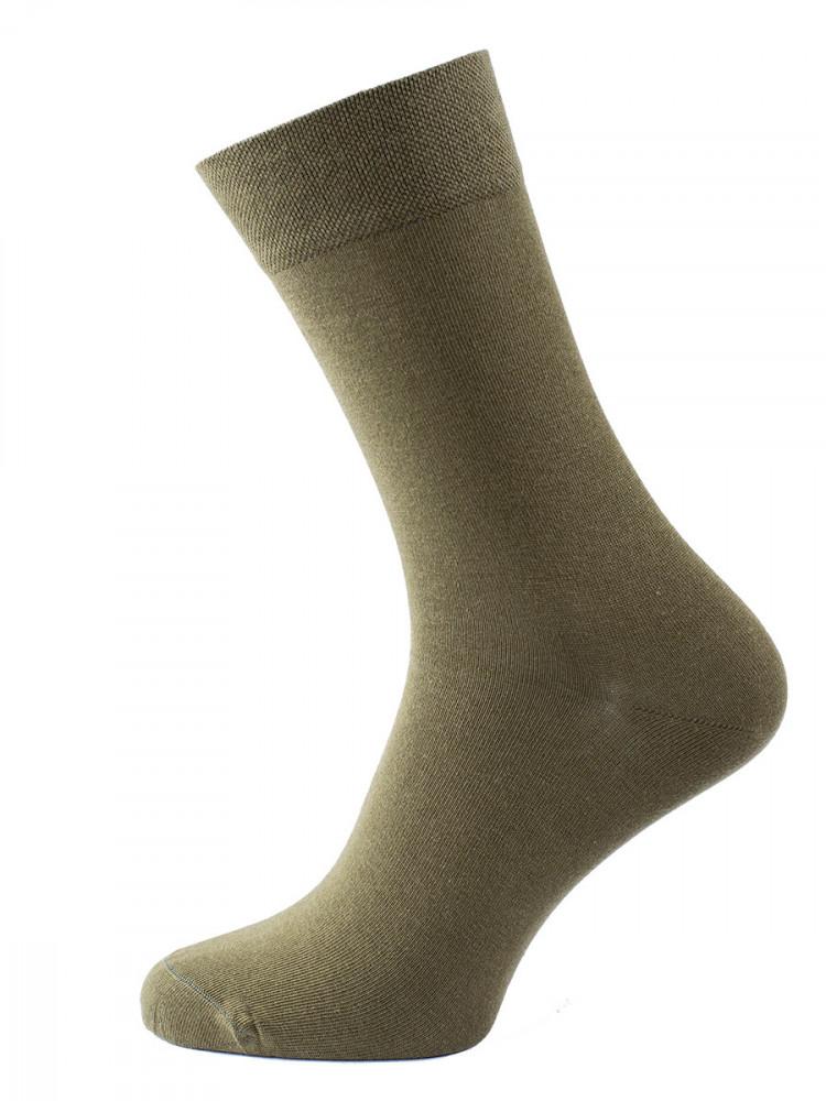 Mens Socks Ruben khaki size 39-41