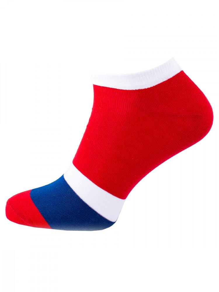 Mens Socks Slice Red size 39-41