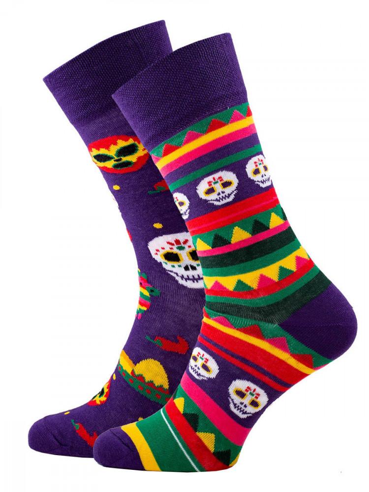 Mens socks Peru Multicolor size 39-42