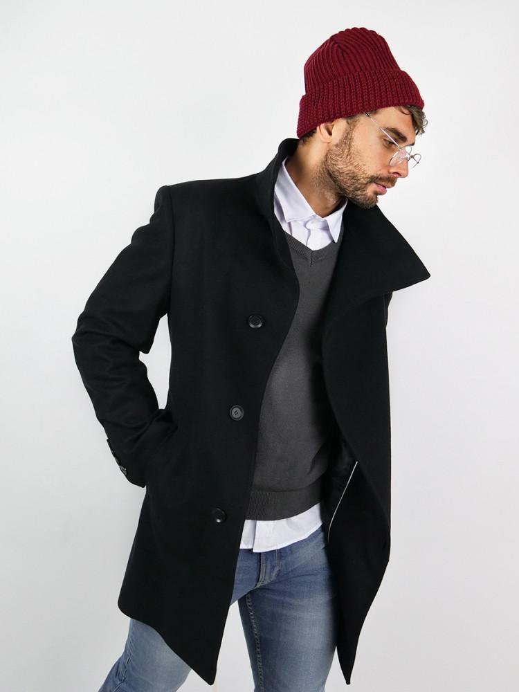 Zapana Pánský společenský kabát Merlin