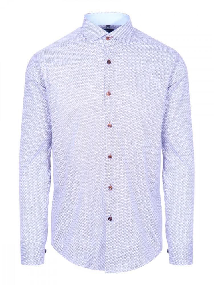 Mens Shirt Spell White