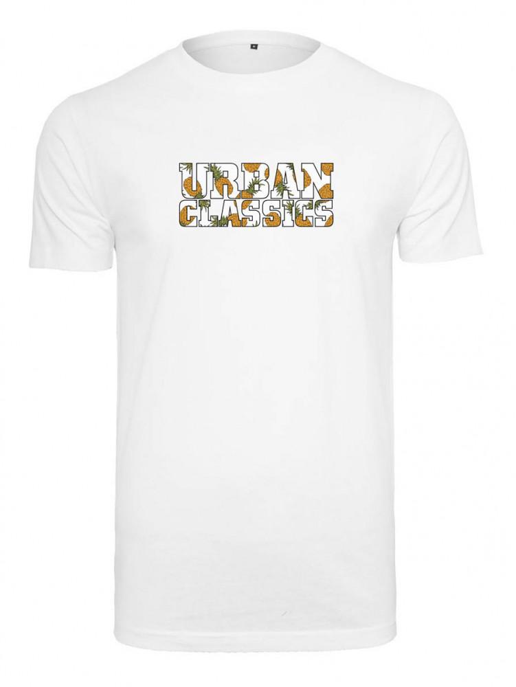 Mens T-Shirt Brand White S