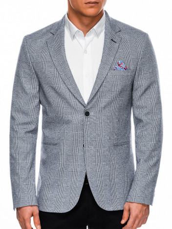 Mens Blazer Brood Light Navy S