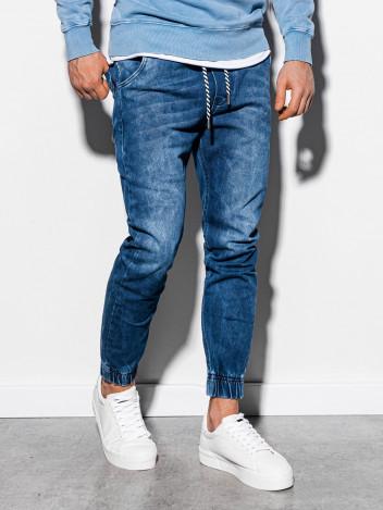 Pánské jogger kalhoty Reynard tmavě modré