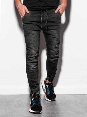 Pánské jogger kalhoty Reynard černé