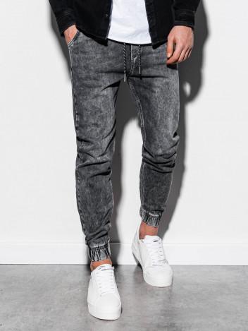 Pánské jogger kalhoty Reynard šedé
