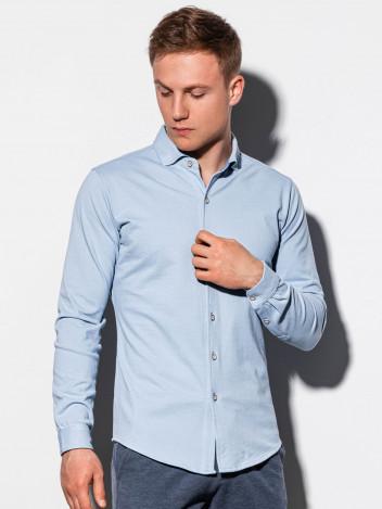 Pánská košile Earls modrá