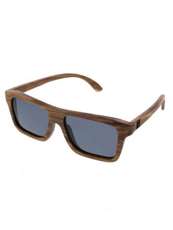 Sluneční brýle Dřevěné polarizační Forest