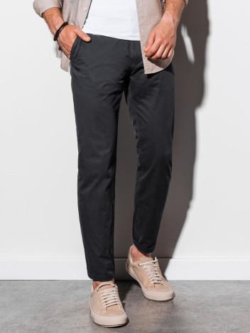 Pánské chinos kalhoty Ellis černá
