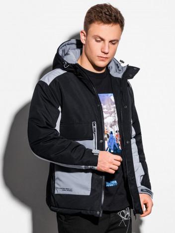 Pánská zimní bunda Boumel černá