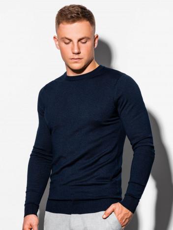 Ombre Clothing Pánský svetr Francesco navy
