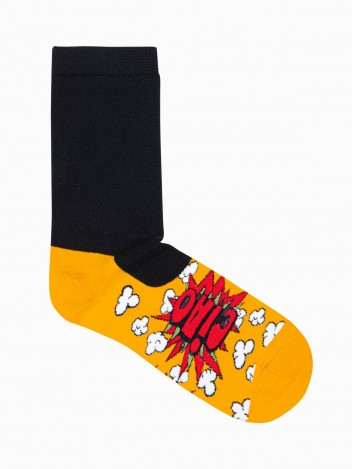 Pánské ponožky Ernst žlutá