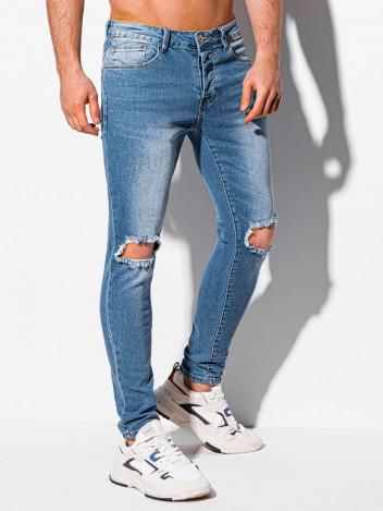 Edoti Pánské džíny Oph modrá