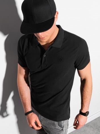 Pánské basic polo tričko Douglas černá