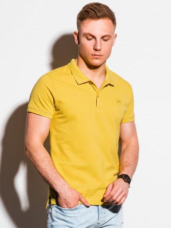 Pánské basic polo tričko Douglas žlutá