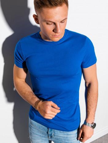 Pánské basic tričko Elis modrá