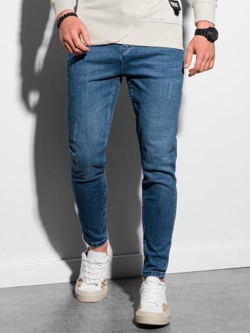 Ombre Clothing Pánské džíny Jojo modrá