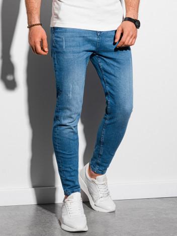 Ombre Clothing Pánské džíny Jojo světle modrá