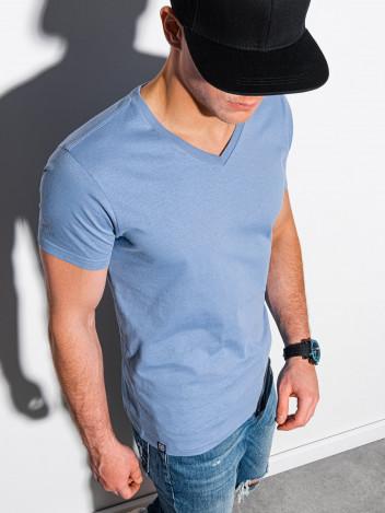 Pánské basic tričko Oliver modrá