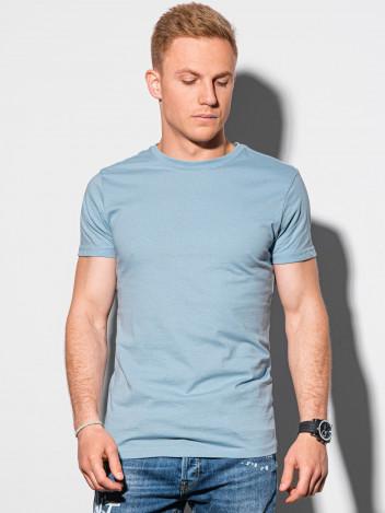 Pánské basic tričko Elis světle modrá