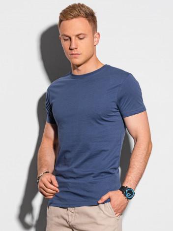 Pánské basic tričko Elis tmavě modrá