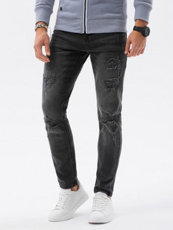 Ombre Clothing Pánské džíny Hampus černá