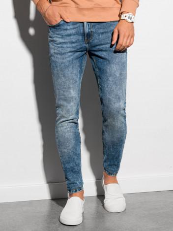 Ombre Clothing Pánské džíny Leilt modrá