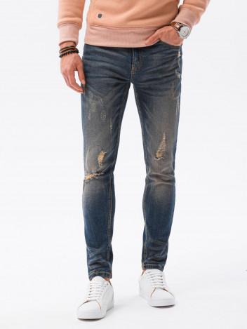 Ombre Clothing Pánské džíny Raoul modrá