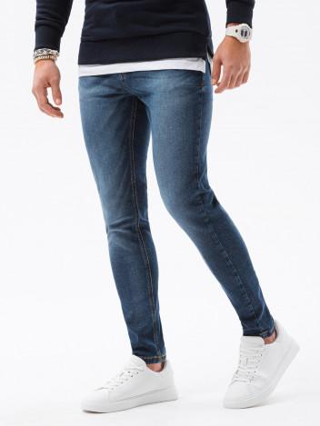 Ombre Clothing Pánské džíny Louise tmavě modrá