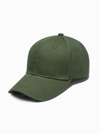 Ombre Clothing Pánská kšiltovka Anettr zelená