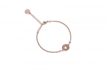 BeWooden Náramek Lumen Bracelet Circle
