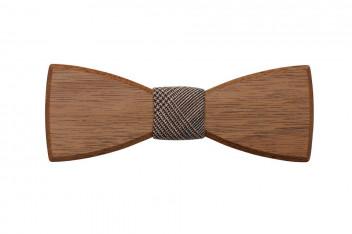 BeWooden Dřevěný pánský motýlek Lupus