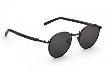 BeWooden Dřevěné sluneční brýle John modrá