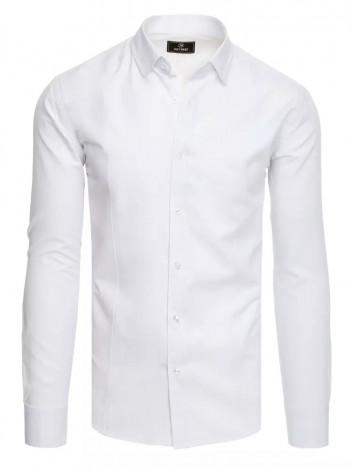 Dstreet Pánská košile Anneliese bílá