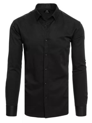 Dstreet Pánská košile Anneliese černá