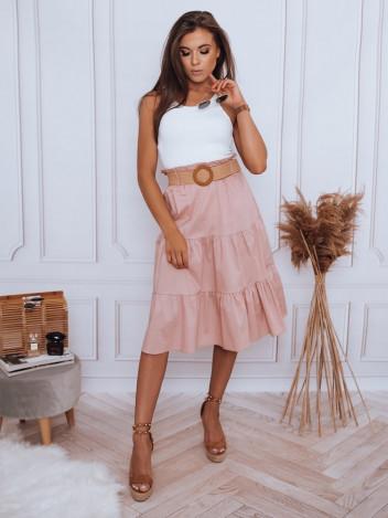 Dstreet Dámská sukně Randina růžová