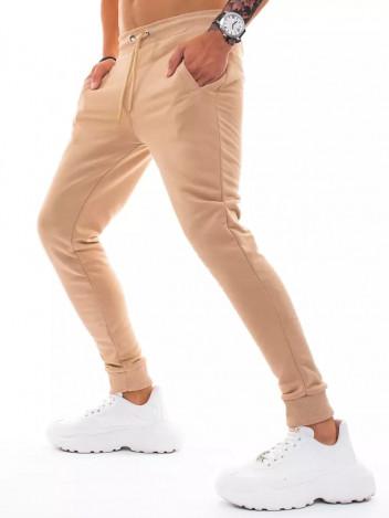 Dstreet Pánské kalhoty Carina béžová