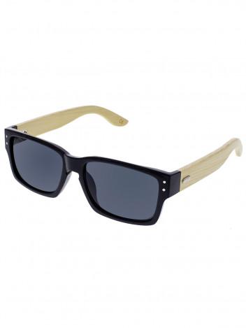 VeyRey Dřevěné sluneční brýle Fig černé
