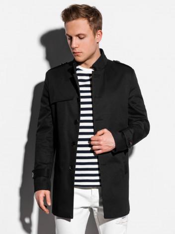 Pánský kabát Eliot černý
