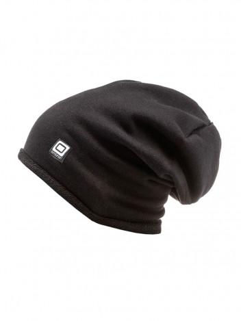 Ombre Clothing Pánská čepice Beanie Brat černá